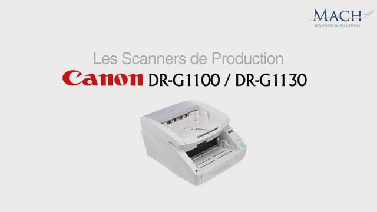 canon dr-g1100 driver