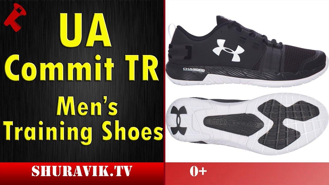 100% authentic dfe71 231bd UA Commit TR - Men's Training Shoes