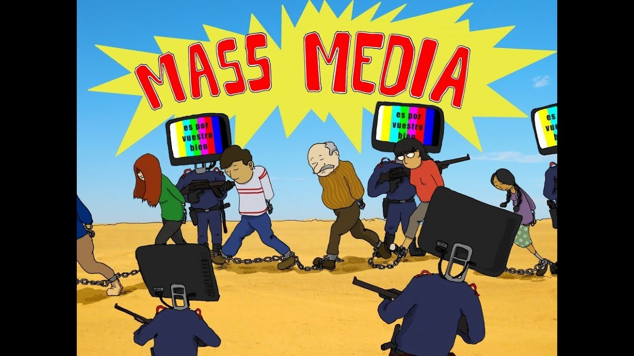 Breakdown how to understand the Mass Media - YouTube