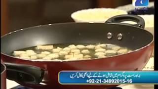 Aashaiya (caesar Salad & Chicken Peri Bites) Part 2