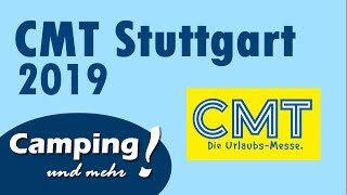 CMT Stuttgart 2019 - Messerundgang, Vorstellung KNAUS Caravan u. Kastenwagen | Camping #14