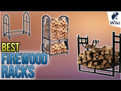 10 Best Firewood Racks 2018