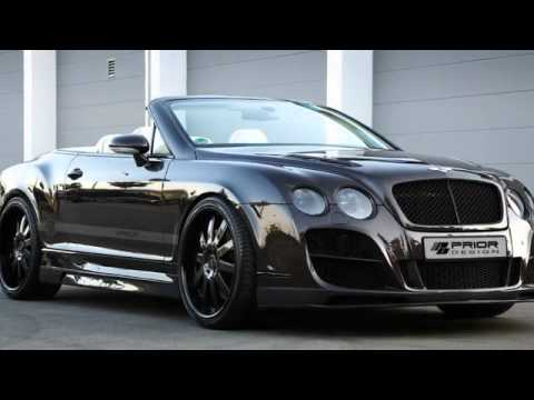 2017 bentley continental gt extreme cars youtube. Black Bedroom Furniture Sets. Home Design Ideas