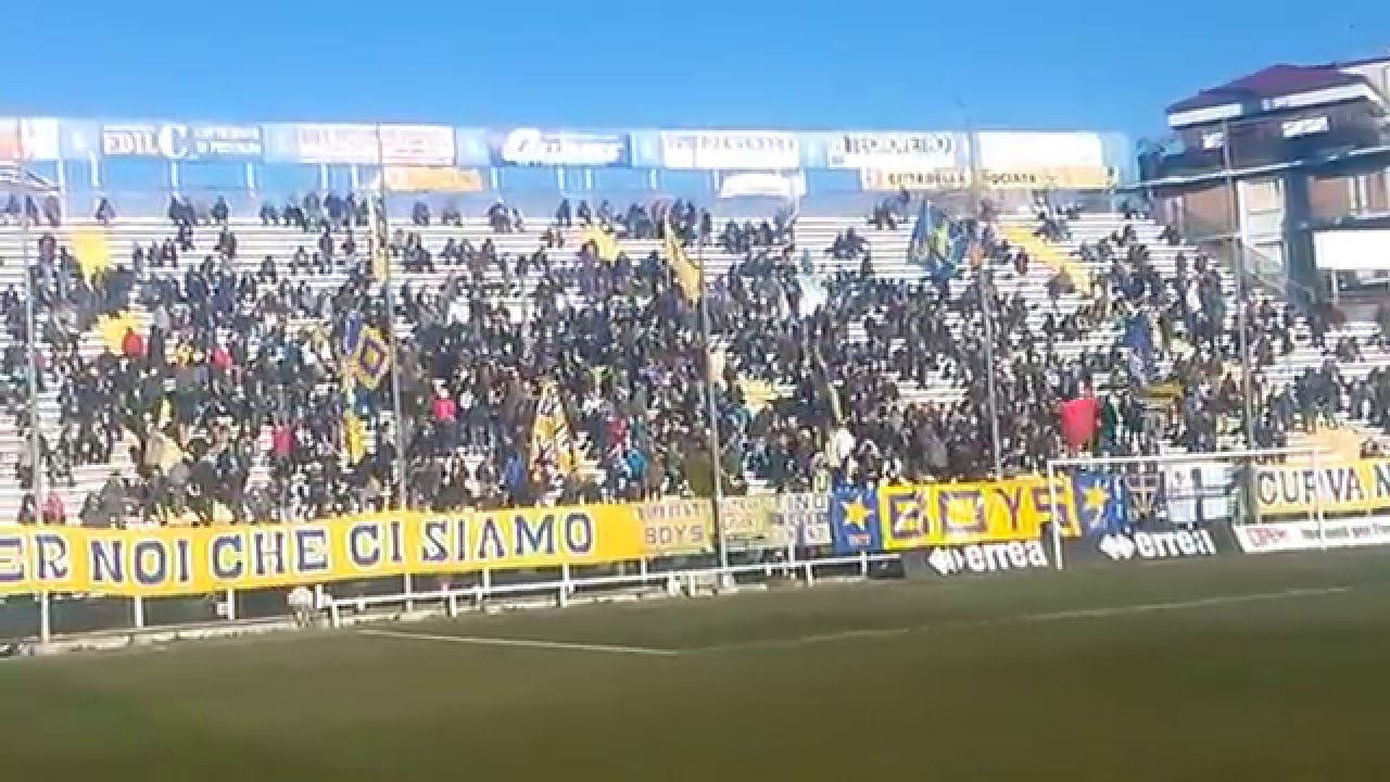 Parma-Fortis Juventus, le formazioni - YouTube
