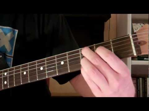 How To Play the Cadd9 Chord On Guitar (C add 9)