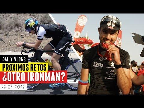 OTRO IRONMAN? | PRÓXIMOS RETOS - hmong video