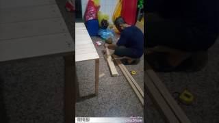 桌子手作製作~DIY簡單版