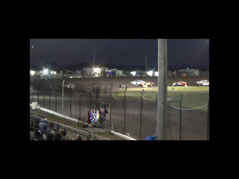 Hobby Stock Amain @ Hancock County Speedway 06/25/19