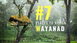 7 Places To Visit Wayanad   Tourist Places in Wayanad   Wayanad Spots   Wayanad   Tourism   #002