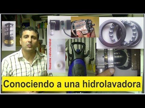 Desarme Y Explicacion De Funcionamiento De Una Hidrolavadora         Disarmament A Pressure Washer