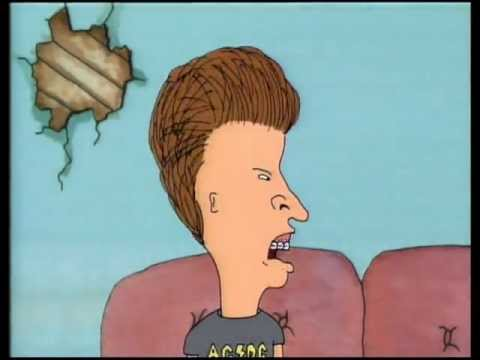Beavis And Butt-Head. Six Finger Satellite - Parlour Games