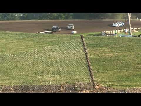 WISSOTA Super Stock Heat Race at Madison Speedway 6-29-2019
