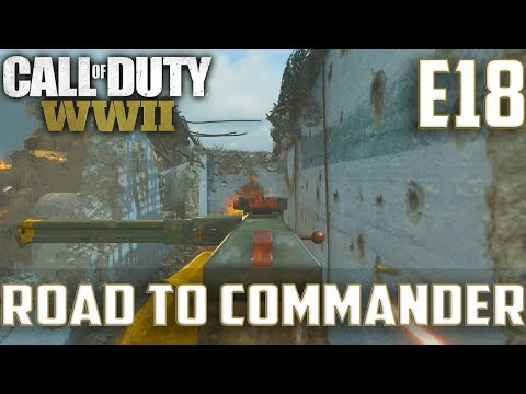 Call Of Duty World War 2(RTC)PS4 Ep.18-FFA On USS Texas,Pointe Du Hoc(STG44 Haywire,Waffe28 Gameplay