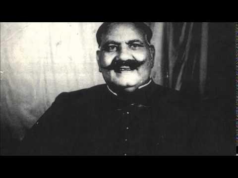 Ustad Bade Ghulam Ali Khan -Raga Desi & Bhairavin  Radio Pak,early 1950s
