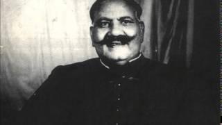 ustad bade ghulam ali khan raga desi bhairavin radio pak early 1950s
