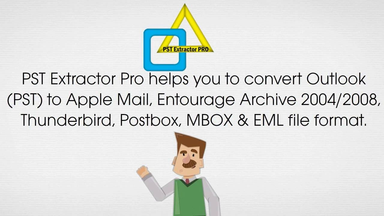 PST to EML Converter Free Copy for Evalution - YouTube 3