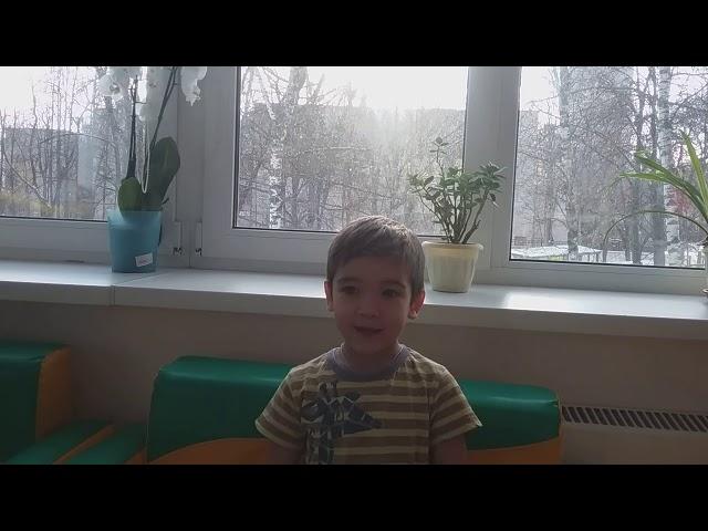 Изображение предпросмотра прочтения – АндрейСелезнев читает произведение «Что такое хорошо и что такое плохо» В.В.Маяковского