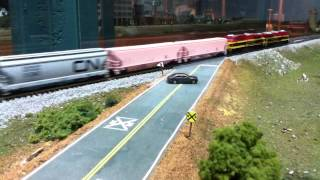 N Scale Trains: Last Train Till Given Chance