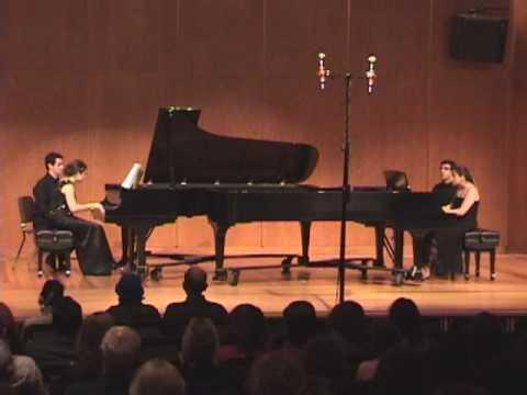 Debussy - En blanc et noir - movement 3 - Scherzando