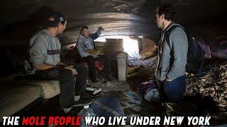 The Secret Society Living Under New York