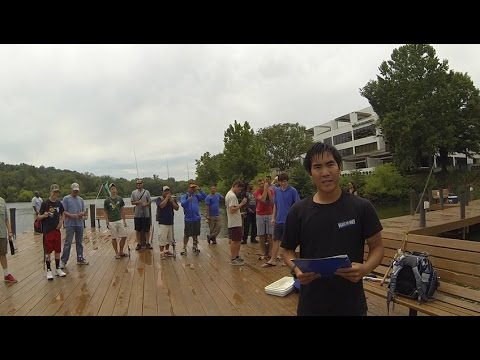 First Official Subscriber Bass Fishing Tournament!