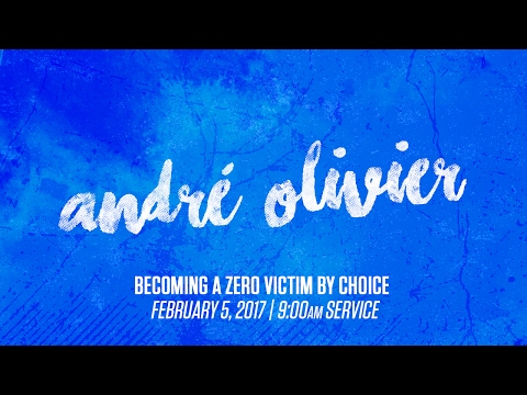 André Olivier - Becoming a Zero Victim by Choice
