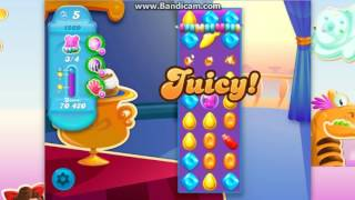 CANDY CRUSH SODA Saga Level 1569-1570 ★★★