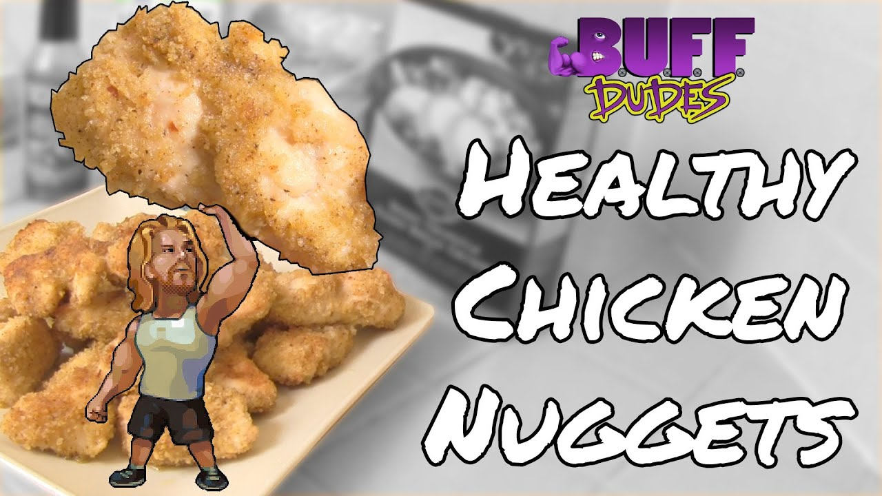 healthy chicken nuggets recipe youtube. Black Bedroom Furniture Sets. Home Design Ideas