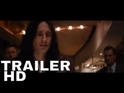 The Disaster Artist Official Trailer  2 2017 James Franco, Seth Rogan The Room Movie HD