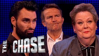 The Governess Makes Rylan Clark-Neal Sticky in His £99,000 Head-to-Head | The Celebrity Chase