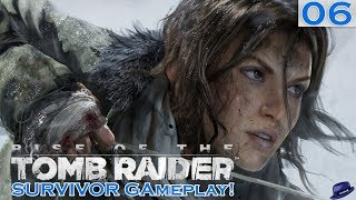 NOT OPTIONAL - Part 06 - Rise of the Tomb Raider Survivor Gameplay - Let