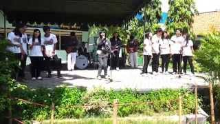 Joy to the world~Competition - Spokat Band (12 Science ~ 2013)