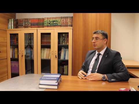 Türkiye Finans Katılım Bankacılığı Ve Faizsiz Bankacılık Röportajı - Erdem Hurşit