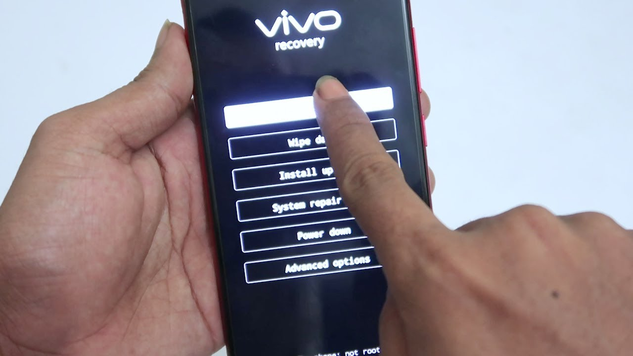HOW TO HARD RESET VIVO 1820 (Y91C) 2/32GB S1 FRP FACTORY RESET | PATTERN  LOCK | PASSWORD - YouTube