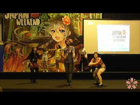 【Odottemita Spain】進化論『Japan Weekend Madrid』