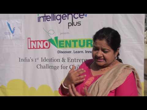 Mrs. Sharmila Oswal -President, Green Energy Foundation at InnoVenture 2016