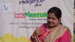 Mrs. Sharmila Oswal -President, Green Energy Foundation at InnoVenture 2016