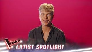 Artist Spotlight: Jack Vidgen  | The Voice Australia 2019