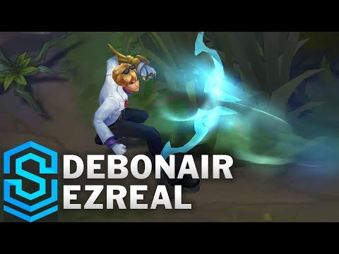 Debonair Ezreal (2018) Skin Spotlight - League of Legends