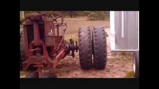 Rat Tractor Update # 1