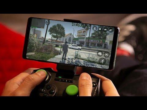 I Got GTA 5 Mobile Early