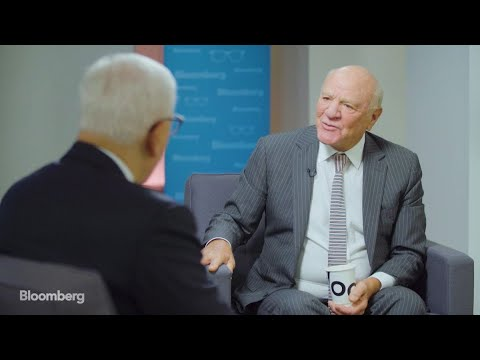 Barry Diller On The Meeting That Changed His Life