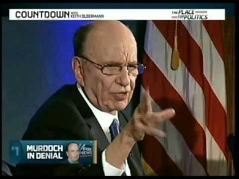 Rupert Murdoch Lied to Media Matters