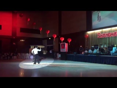 Tony Lufrano and Rose Jean Marquez - Showdance Rumba