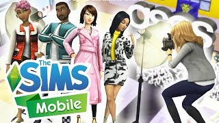 NEW ASOS FASHION EVENT!!! The Sims Mobile: HOW TO COMPLETE QUESTS