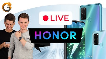 Honor 9A & VIP Day Launch Event: Angebote, Unboxing & Gutscheine - Livestream