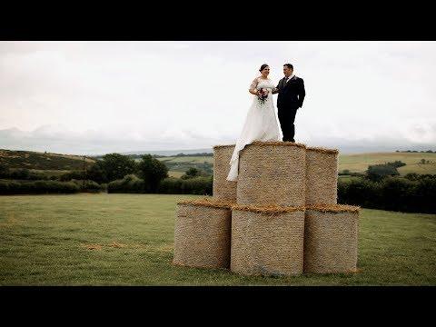 Monmouthshire Countryside Wedding at The Whitney Court Estate // Sneak Peek Film