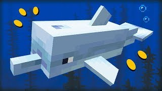 ✔ Minecraft: 15 Things You Didn't Know About Dolphins