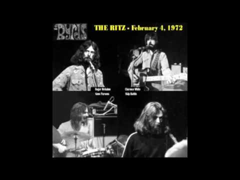 The Byrds - Live From The Ritz, Staten Island, NY (2-04-1972)