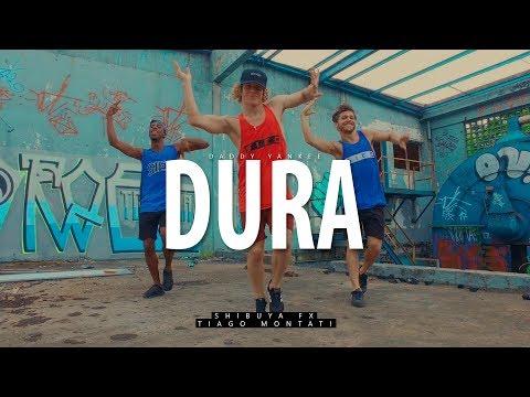 DURA - Daddy Yankee I Coreógrafo Tiago Montalti